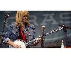 The Famous Banjo Legend Alison Brown