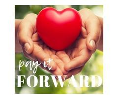 Pay it Forward Ideas