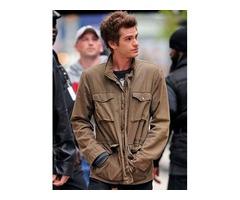 amazing spider man Peter Parker jacket