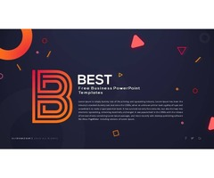 Professional Business PowerPoint Templates for Download