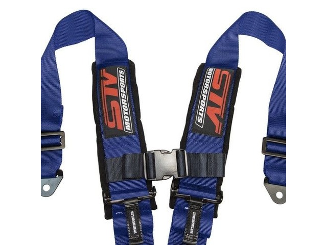 V-TYPE 4 POINT LATCH AND LINK 3 INCH SAFETY RACING SEAT BELT HARNESS | free-classifieds-usa.com