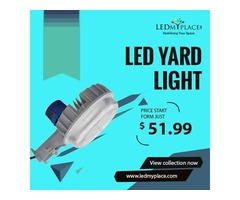 (LED Yard Light) - Ideal Lighting Solution For Your Garden