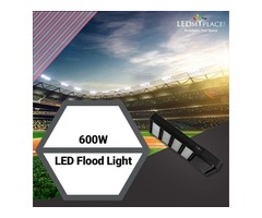 Save up to 75% on Energy Bills by Installing (600W LED Flood Lights)
