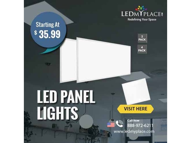 Install (LED Panel Light) For Your Workplace | free-classifieds-usa.com