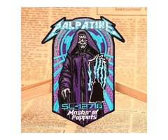 Personalized Patches | Palpatine Personalized Patches | GS-JJ ™