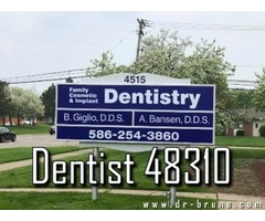Regularly Visit Dentist 48310 To Keep Your Oral Health Better