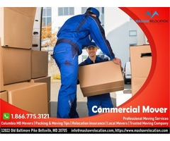 Interstate Moving company Maryland