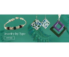 Handcrafted artisan jewelry near Jessup