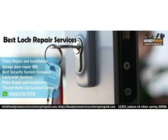 Best Locksmith Silver Spring