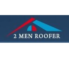 2 Men Roofer is the best roofing company