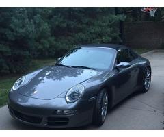 2008 Porsche 911 4s convertible