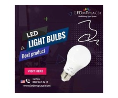 Replace Your Old Lights by New A19 LED Bulbs