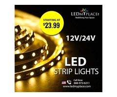 LED Strip Lights Preserve Energy and Lower Your Electricity Charge