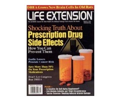 Life Extension Magazine Best price subscription