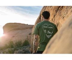 Outdoor Organic Apparel - Mount Inspiration