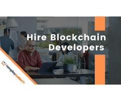 Looking to Hire Blockchain Developers for your Blockchain Application Development? Get a Free Quote