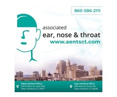 Looking for ENT specialist Doctor near Hartford,CT? – AENTSCT