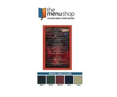Bistro Menu Frames for Restaurant   The Menu Shop