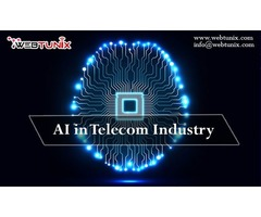 Role of AI in Telecom Trends