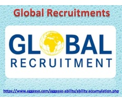 Connect with Aggasso for support and service of Global recruitments