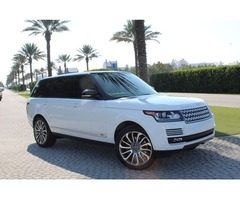 2014 Land Rover Range Rover SUPERCHARGED Long