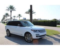 2014 Land Rover Range Rover SUPERCHARGED Long | free-classifieds-usa.com