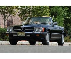 1989 Mercedes-Benz SL-Class 560SL
