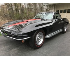 1964 Chevrolet Corvette STING RAY BIG BLOCK Coupe 1967 REPLICA