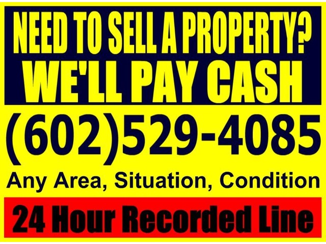 Need to sell a property? We'll pay cash! | free-classifieds-usa.com