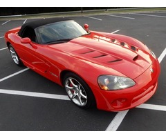 2009 Dodge Viper SRT 10 2dr Convertible