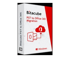 Bitacube PST to Office 365 Migration Tool