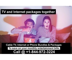 RESIDENTIAL INTERNET -TV- PHONE PLANS (United States)