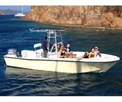 Boat Rentals in Tortola
