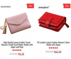 Best Wallets for Men, Women and Kids Online at Best Price