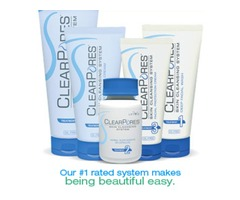 ClearPores is a total skin