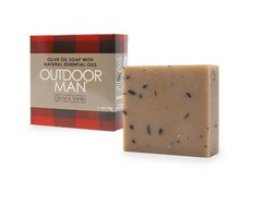 Buy the Best Quality Natural Soap for Men