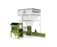 GREENMAX Polystyrene Foam Compactor Apolo-C300