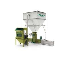 GREENMAX Foam Recycling Machine Zeus-C300