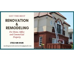 Minor home repair services