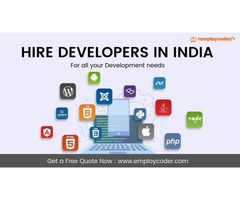 Hire Developers from Employcoder for all your Development needs.