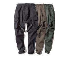 Techwear cargo pants