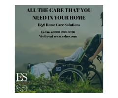 All the care that you need in your home