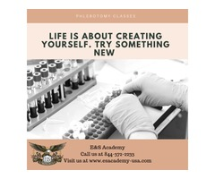 Life is about creating yourself. Try something new.
