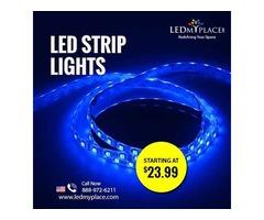 ChooseBest Color Temperature LED Strip Lights at LEDMyplace
