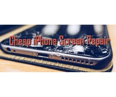 Get Cheap iPhone Screen Repair Services at Lowest Prices!