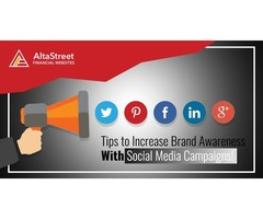 Effective Branding Services For Financial Advisors Offered By AltaStreet