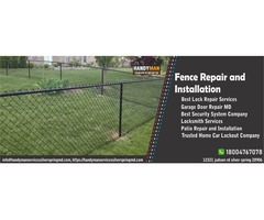 Top Fence Repair and installation silver spring MD