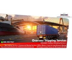 Overseas Shipping Services Annapolis