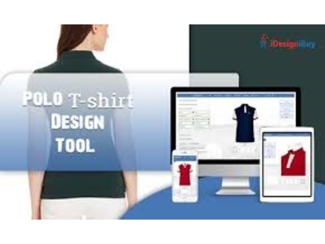 Polo T-shirt Design Software | T-shirt Customization Software | free-classifieds-usa.com