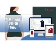 Polo T-shirt Design Software | T-shirt Customization Software